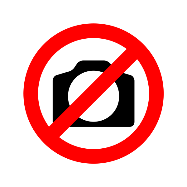 Запрет на фотографирование людей существует в Европе