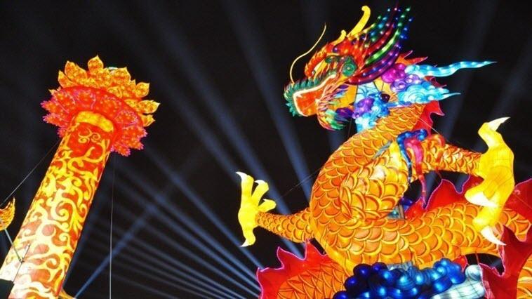 В ночь с 4 на 5 февраля наступает китайский Новый год