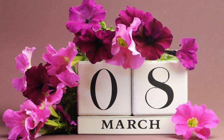 Какой праздник сегодня, 8 марта, отмечают в России и мире
