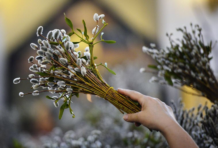 Христианские праздники в апреле 2019 года отмечены в церковном календаре
