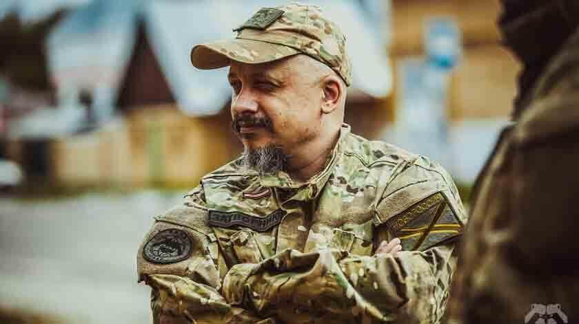 Лидера военно-патриотической организации ЧВК «ЕНОТ» приговорили к 10 годам тюрьмы