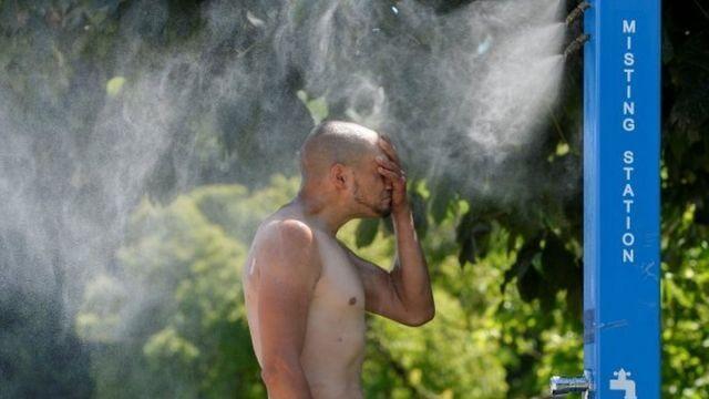 Из-за жары в Канаде гибнут люди