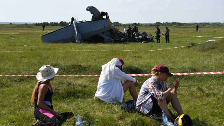 В Кузбассе один из пострадавших при крушении самолета L-410 умер в больнице