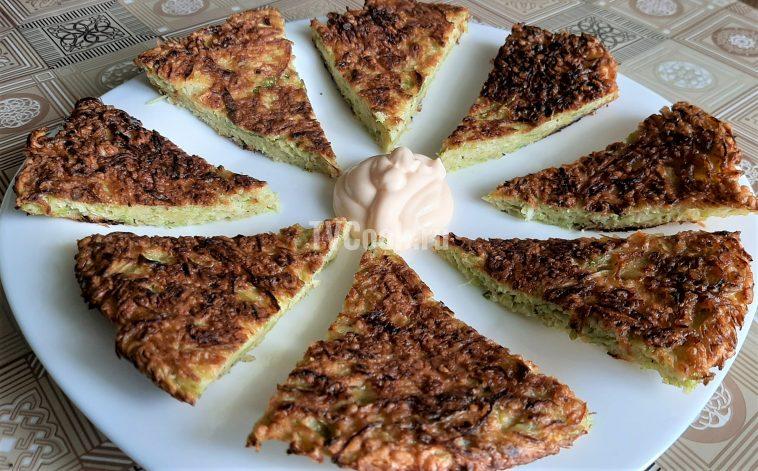 Вкусный завтрак из капусты и яиц — рецепт