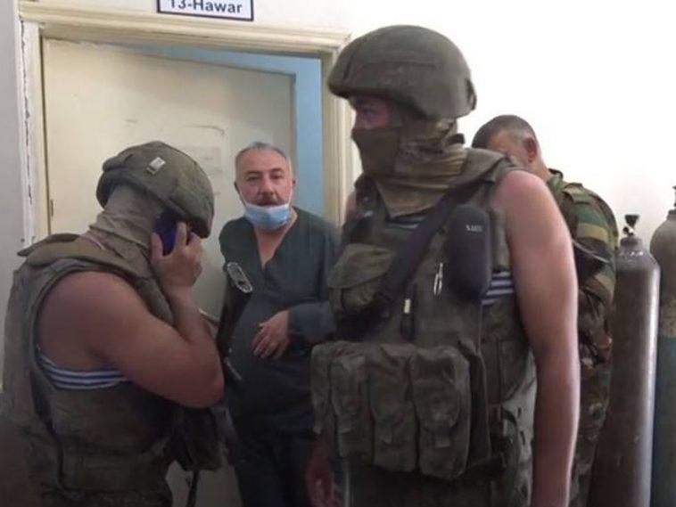 Сирийские курды сообщили о ранении трех российских военных